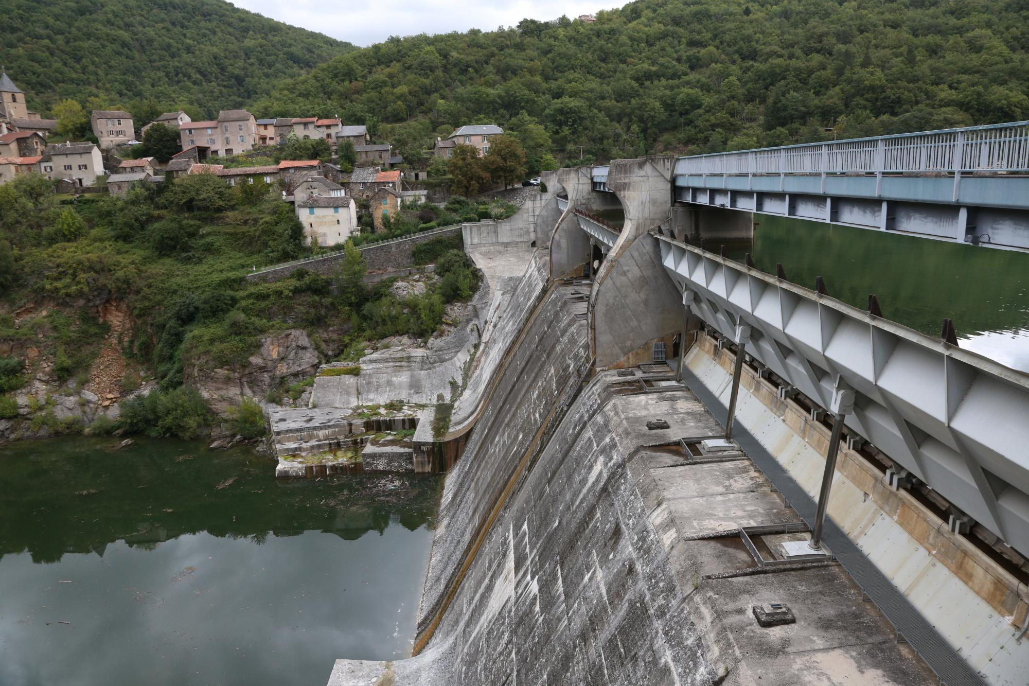 Barrage du Pinet