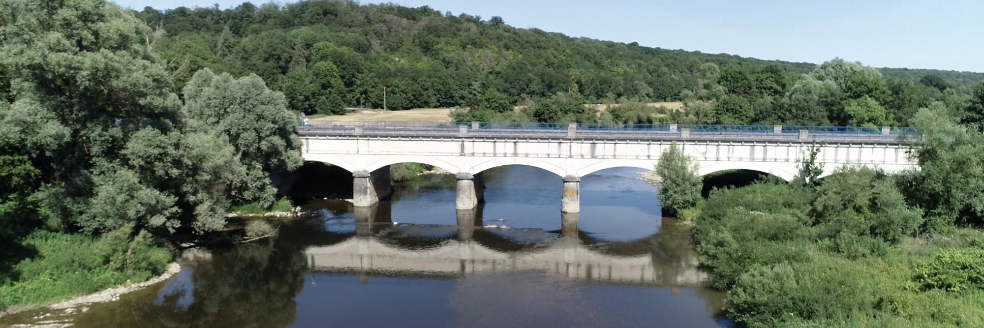 Pont canal Flavigny sur Moselle